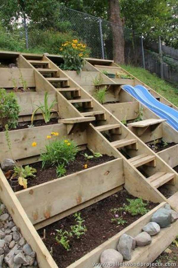 Grow Vegetable Garden 15