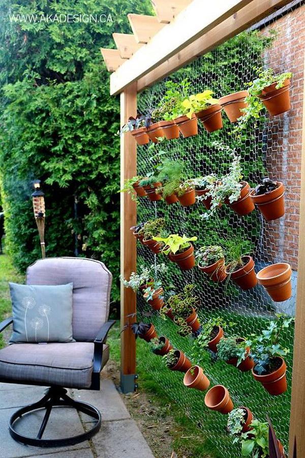 Plant a Vertical Garden 01