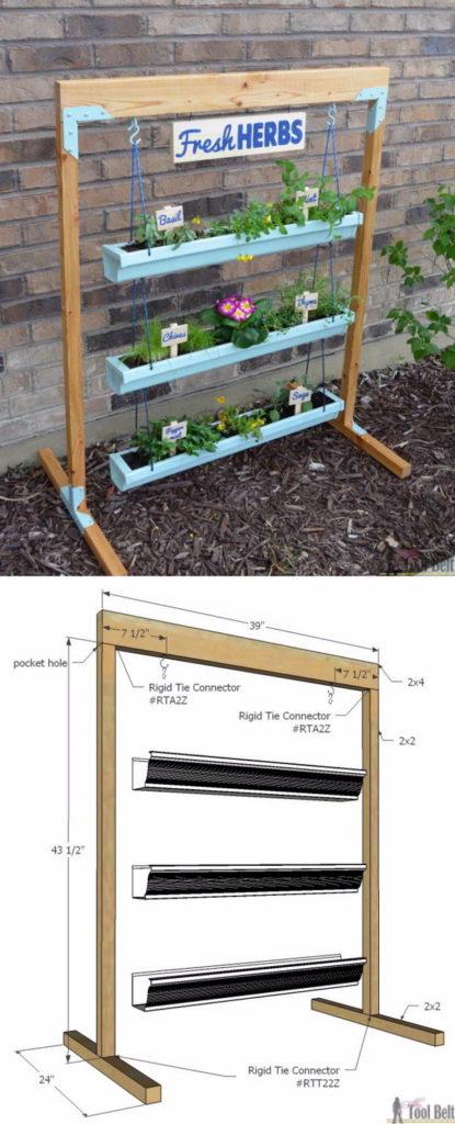 Plant a Vertical Garden 03