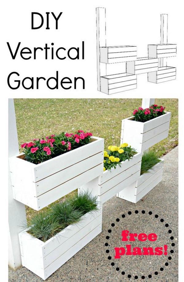 Plant a Vertical Garden 05