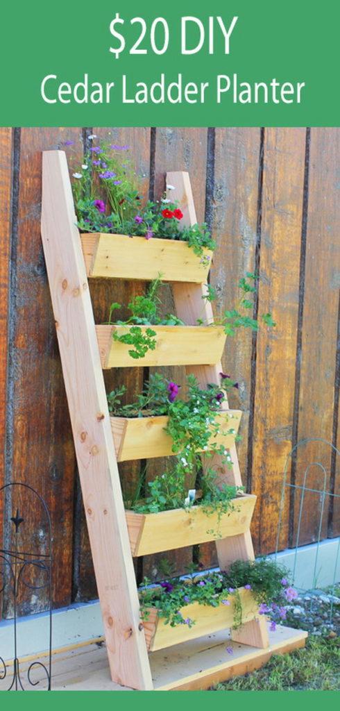 Plant a Vertical Garden 07