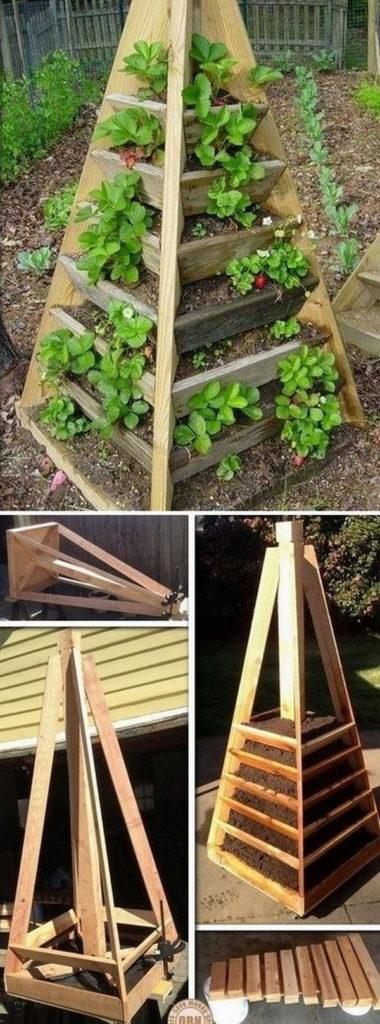 Plant a Vertical Garden 09