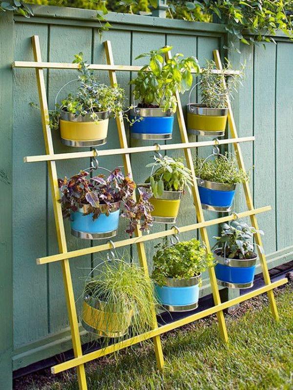 Plant a Vertical Garden 12