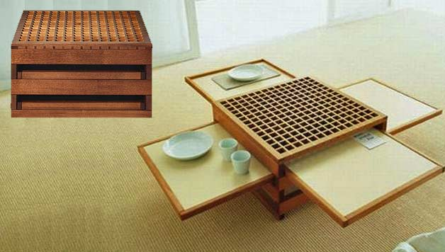 Cool Furniture For Small Spaces