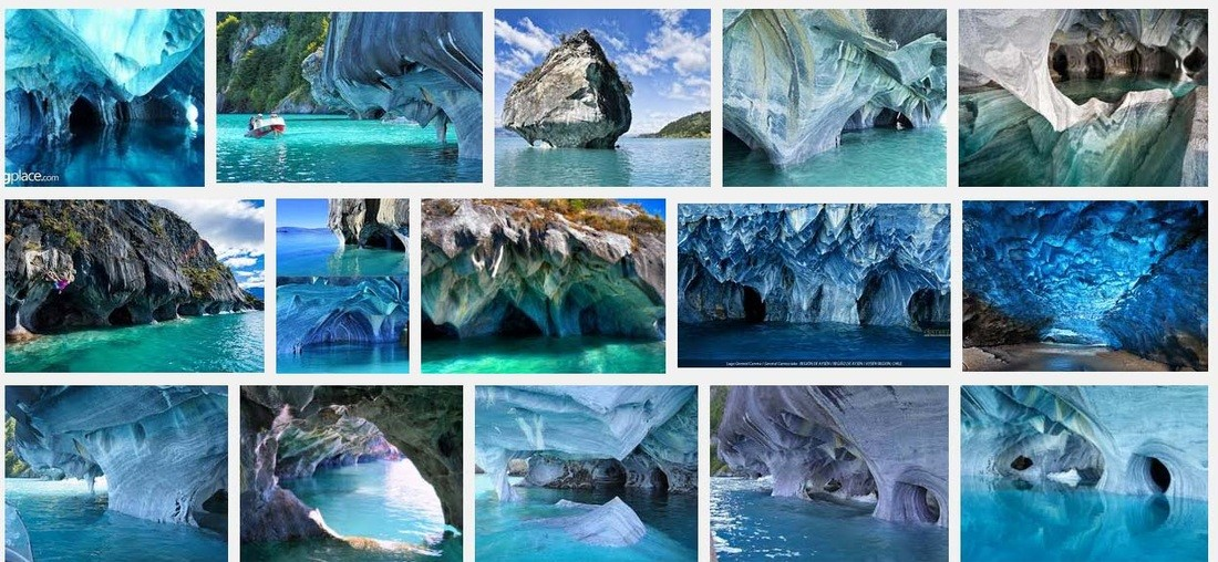 Marble Caves Chile A True Masterpiece
