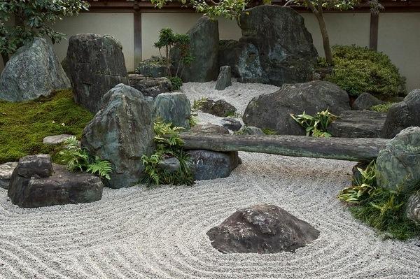 Japanese Garden Ideas Backyard Stones