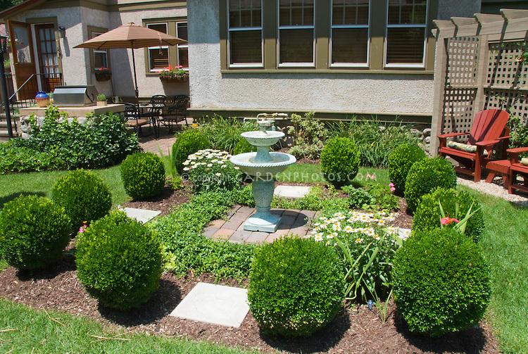 English Garden in Your Backyard on Birds Backyard Landscapes id=86454