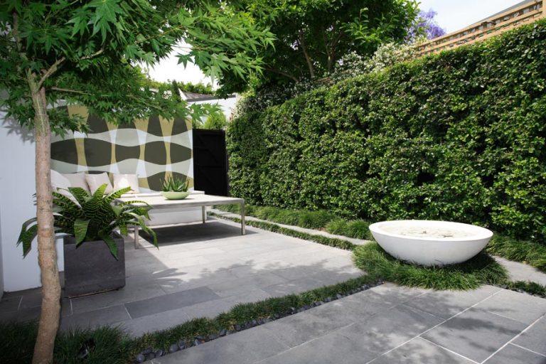 Minimalist Backyard Design Design For Backyard Minimalist Garden