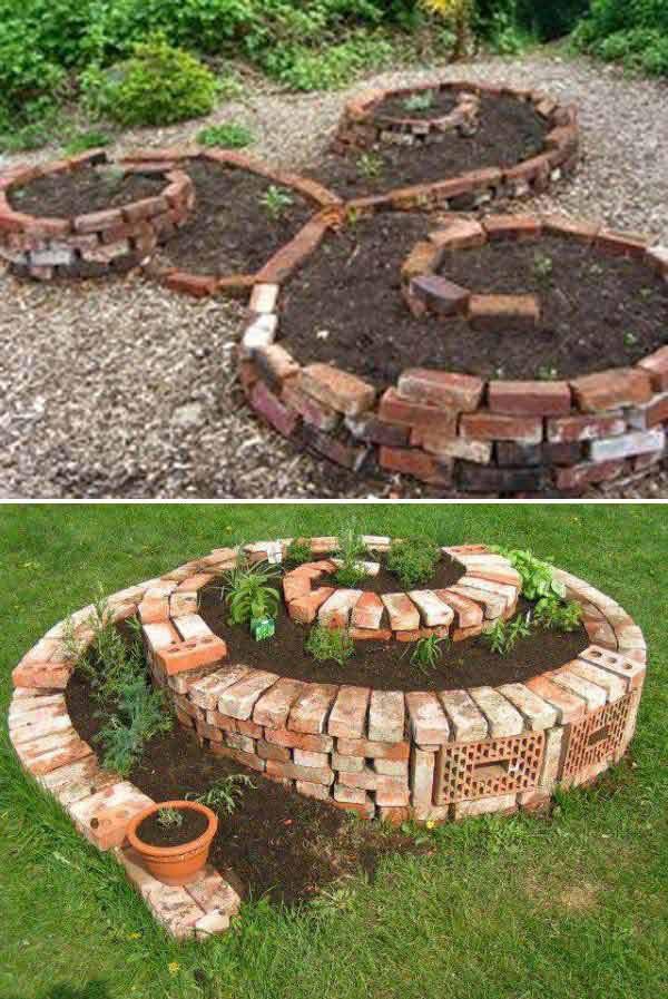 Cool DIY Ideas For Creating Garden or Backyard Projects ... on Cool Backyard Decorations id=94604